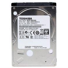 Harga Toshiba Harddisk Internal Sata Notebook 2 5 500Gb Seken