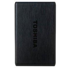 Toshiba - Hardisk Canvio 500 GB - Hitam