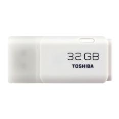 Toshiba Hayabusa USB Flash Drive 32GB - White