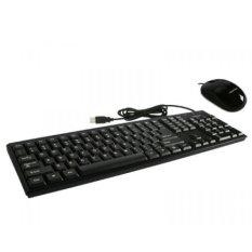 Toshiba Keyboard and Mouse Combo KU40 USB - Hitam