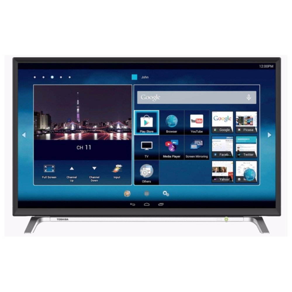 Toshiba Led Digital Smart TV Full HD 55L5650VJ - Gratis Pengiriman Surabaya, Mojokerto, Kediri, Madiun, Jogja, Denpasar