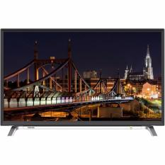 Toshiba Led Smart TV 43Inch Full HD 43L5650VJ - Hitam