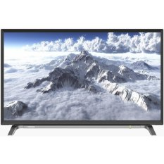 Toshiba LED TV 40 40L3750 - Hitam (KHUSUS JABODETABEK) untuk keluar kota wajib paking kayu