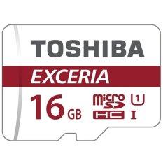 Toshiba Micro SD Exceria 48MB/s - 16GB