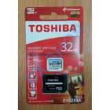 Jual Toshiba Microsd 32Gb Exceria Uhs I 90Mb S Sd Adapter Branded