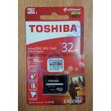 Toshiba Microsd 32Gb Exceria Uhs I 90Mb S Sd Adapter Original