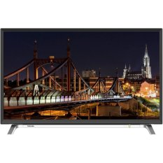 Toshiba New Edition Smart TV 40 inch Full HD 40L5650VJ - Hitam