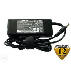 TOSHIBA Original Adaptor Charger Notebook Laptop PA1750 PA3380 PA3432 A100 L300 L350 M65 Series 19V 3.95A ( 5.5*2.5) Berikut Kabel Power