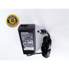 TOSHIBA Original Adaptor Charger Notebook Laptop Satellite C600 C800 C640 L645 L745 L800 L510 M200 L10 L20 L40 1005 1000 1200 100V 3005 A80 19V 3.42 A  (5.5 2.5) Berikut Kabel Power