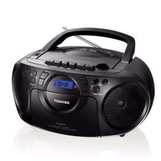 Jual Toshiba Radio Ty Cku310 Portable Cd Usb Radio Cassette Recorder Branded