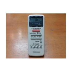 Toshiba Remote Control AC - abu abu