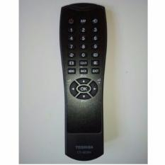 Promo Toshiba Remote Control Tv Led Lcd Ct 90384 Original Toshiba