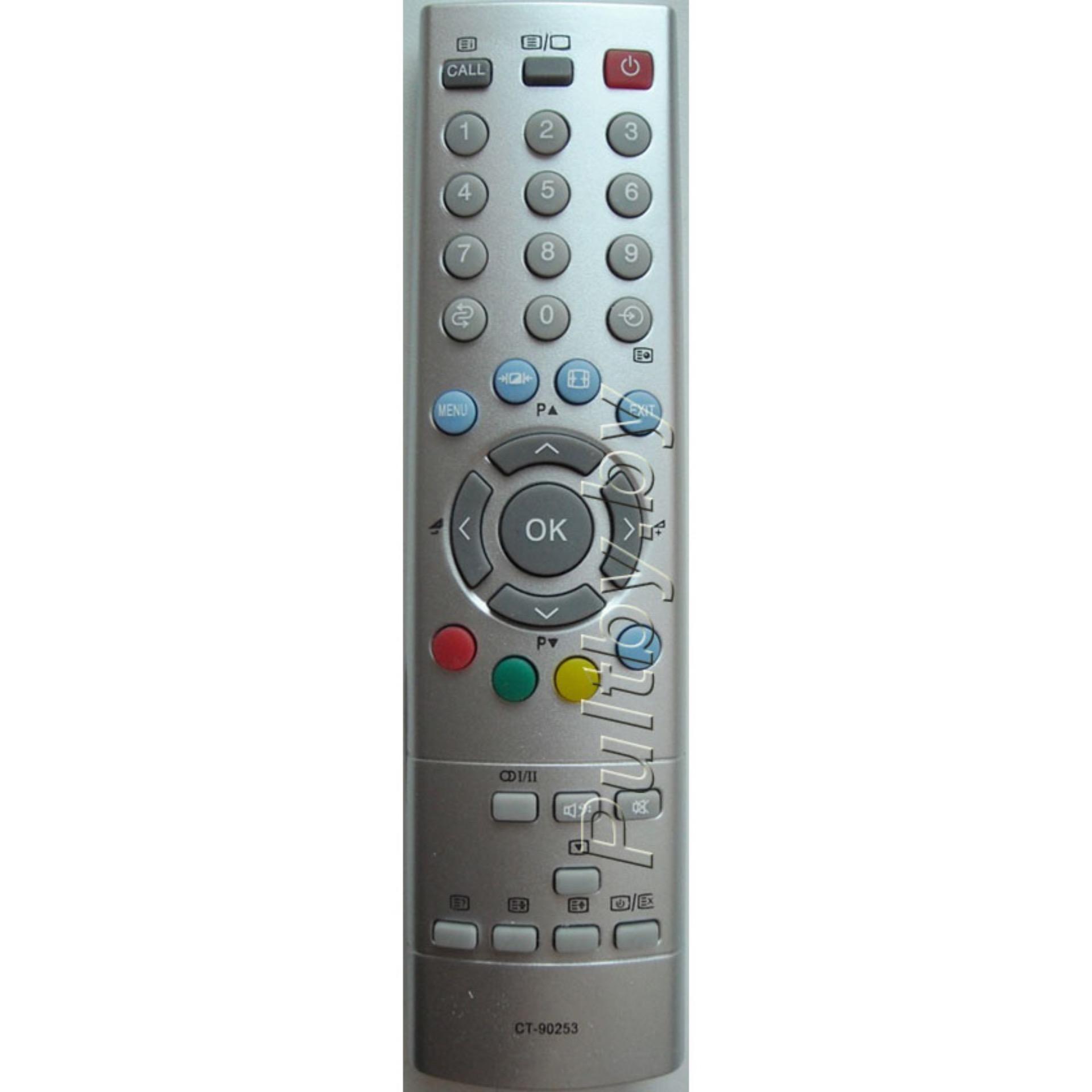 Toshiba Remote TV LCD / Projection CT 90253 - Original