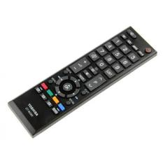 Toshiba Remote TV LCD LED - Hitam