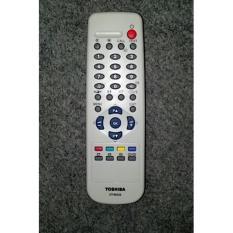 Toshiba Remote TV LCD/LED/Plasma/Tabung Original - Hitam