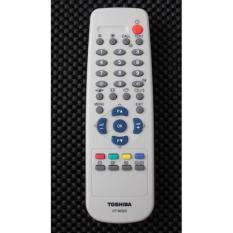 Toshiba Remote TV LED,LCD,Plasma - Putih