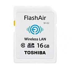 Beli Toshiba Sdhc Memory Card Wifi Class 10 Flash Air 16 Gb Pake Kartu Kredit