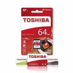 Toshiba SDXC UHS-I card 64GB
