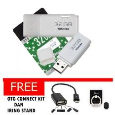Toko Toshiba Usb Flash 32 Gb Free Otg Connect Kit Iring Stand Terlengkap
