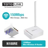 Diskon Besarrouter Wireless N Mini 150Mbps Totolink N100Re