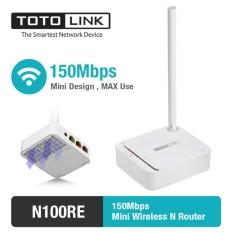Spesifikasi Router Wireless N Mini 150Mbps Totolink N100Re Totolink