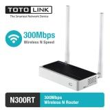 Jual Router Wireless N 300Mbps Totolink N300Rt Baru