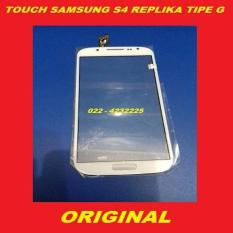 TOUCH CINA REPLIKA SAMSUNG I9500 S4 TIPE G 5 Inch + IC WHITE 900073