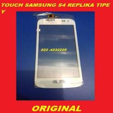 TOUCH CINA REPLIKA SAMSUNG I9500 S4 TIPE Y 5 Inch + IC WHITE 900046