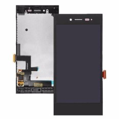 Touch Digitizer Screen LCD Display Assembly For BlackBerry Leap Z20 +3m Tape+Opening Repair Tools+glue - intl