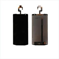 Touch Digitizer Layar LCD Display Assembly untuk Oukitel K10000 + 3 M Tape + Membuka Alat Perbaikan + Lem- INTL