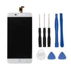 Sentuh Digitizer Layar LCD Tampilan Assembly untuk ZTE Pedang X3 A452 + 3 M Tape + Membuka Alat Perbaikan + lem-Internasional