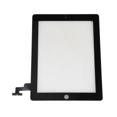 Sentuh Layar Kaca Lcd Panel Depan Digitizer Pembuatan Pengganti Ipad 2 Hitam Not Specified Diskon
