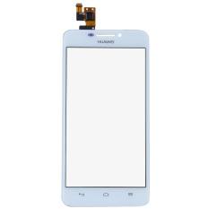 Easbuy Layar Sentuh Digitizer Lensa Kaca Panel untuk Huawei G630 (Putih)