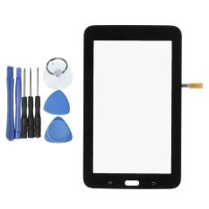 Layar Sentuh Digitizer Layar Sentuh + Alat untuk Samsung Galaxy Tab 3 Lite T110 7.0 WIFI-Intl