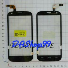 Jual Touchscreen Zte V9820 Black White Branded Original