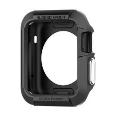 Spesifikasi Perisai Tangguh Apple Watch Case With Tabah Penyerapan Shock Perlindungan For 38Mm Apple Watch Hitam International Dan Harga