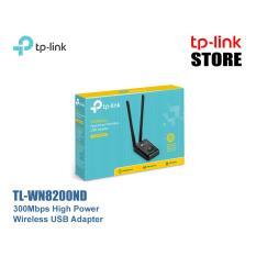 Tp Link 300Mbps High Power Wireless Usb Adapter Tl Wn8200Nd Hitam Dki Jakarta Diskon