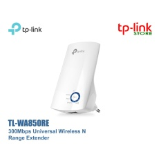 Beli Tp Link Tl Wa850Re 300Mbps Universal Wireless N Range Extender Putih Secara Angsuran