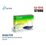 Beli Tp Link Ac750 Wireless Dual Band Router Archer C20 Di Indonesia