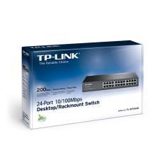 Promo Tp Link Desktop Switch Hub 24 Port 10 100Mbps Tl Sf1024D Akhir Tahun