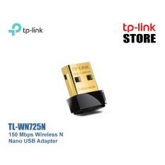 Beli Tp Link Tl Wn725N 150 Mbps Nano Usb Wireless Adapter Hitam Tp Linkstore Tplinkstore Lengkap