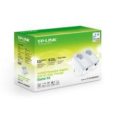 Harga Tp Link Pa4010Pkit Tplink Av500 Powerline Adapter With Ac Pass Merk Tp Link