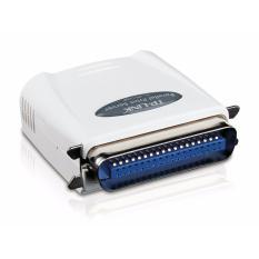 TP-LINK Single Parallel Port Fast Ethernet Print Server TL-PS110P