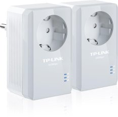 Toko Tp Link Tl Pa4010Pkit Av500 Powerline Adapter With Ac Pass Through Starter Kit Terdekat