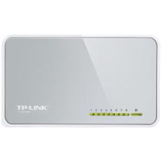 Beli Barang Tp Link Tl Sf1008D 8 Port 10 100Mbps Desktop Switch Abu Abu Online