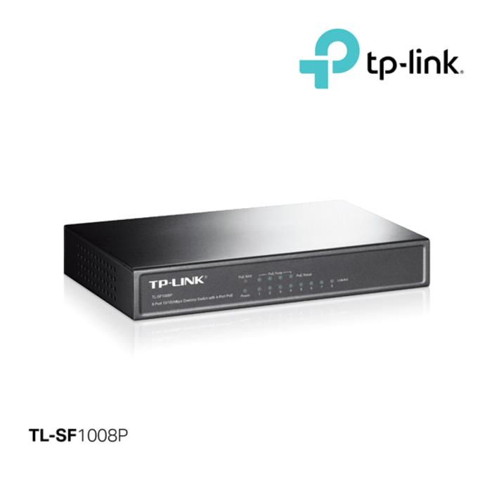TP-LINK Switch TL-SF1008P