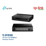 Review Tentang Tp Link Tl Sf1016D 16 Port 10 100Mbps Desktop Switch Hitam