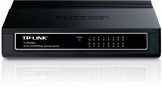 Promo Tp Link Tl Sf1016D 16 Port 10 100Mbps Desktop Switch Hitam Tp Link Terbaru