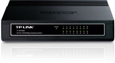 Jual Tp Link Tl Sf1016D 16 Port 10 100Mbps Desktop Switch Hitam Original