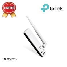 Harga Tp Link Tl Wn722N 150Mbps High Gain Wireless Usb Adapter White Multi Ori